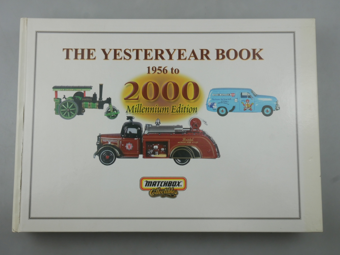 THE YESTERYEAR BOOK 1956 to 2000 Millenium Edition - 40001