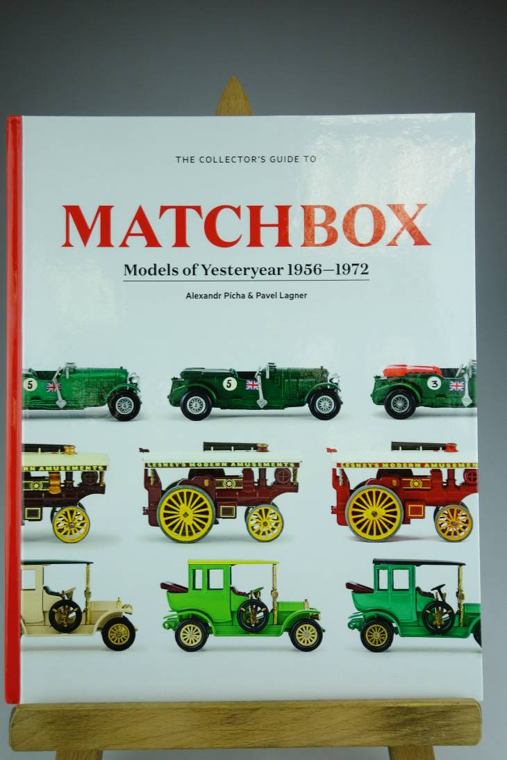 THE COLLECTOR'S GUIDE TO MATCHBOX Models of Yesteryear 1956 - 1972 - 40002