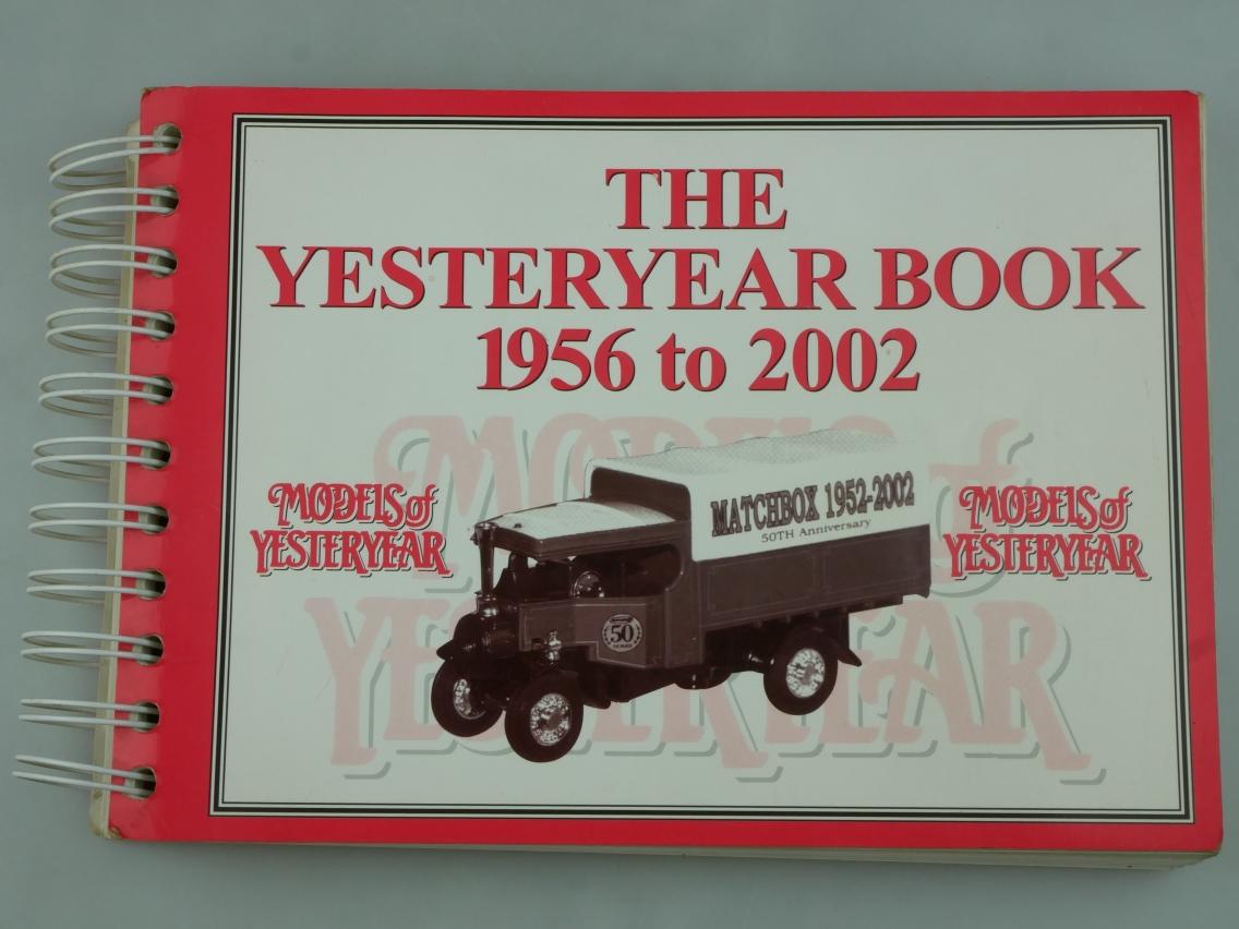 Das Yesteryear Buch 1956 - 2000 deutsche Übersetzung - 40004