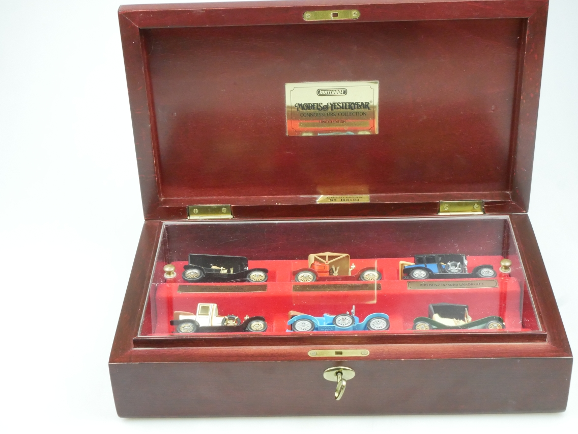 Matchbox 'Models of Yesteryear' Display - 40102