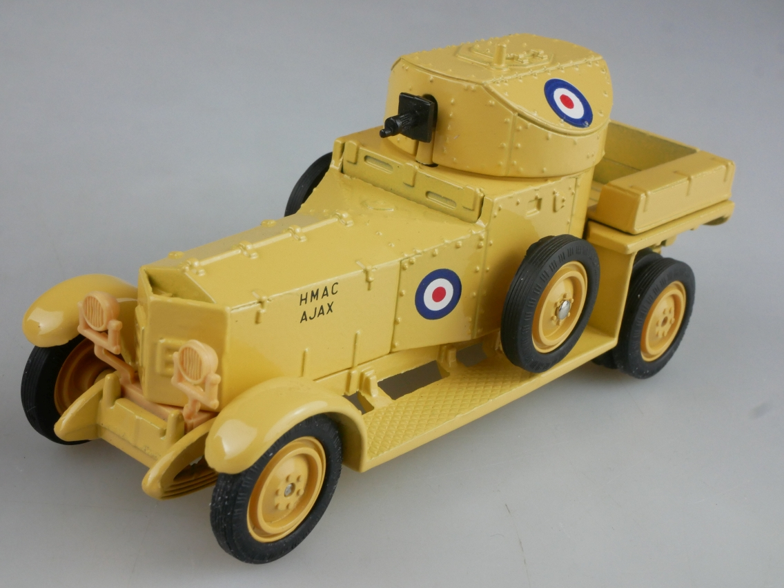 Y-38-1 1920 Rolls Royce Armoured Car - 41542