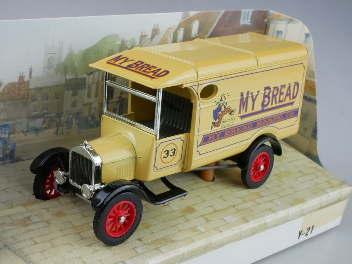 Y-21-5 1926 Ford TT Lkw MY BREAD - 41896