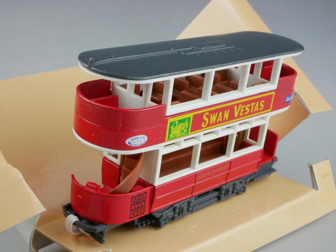 Y-15-3 1920 Preston Tram SWAN VESTAS - 42195
