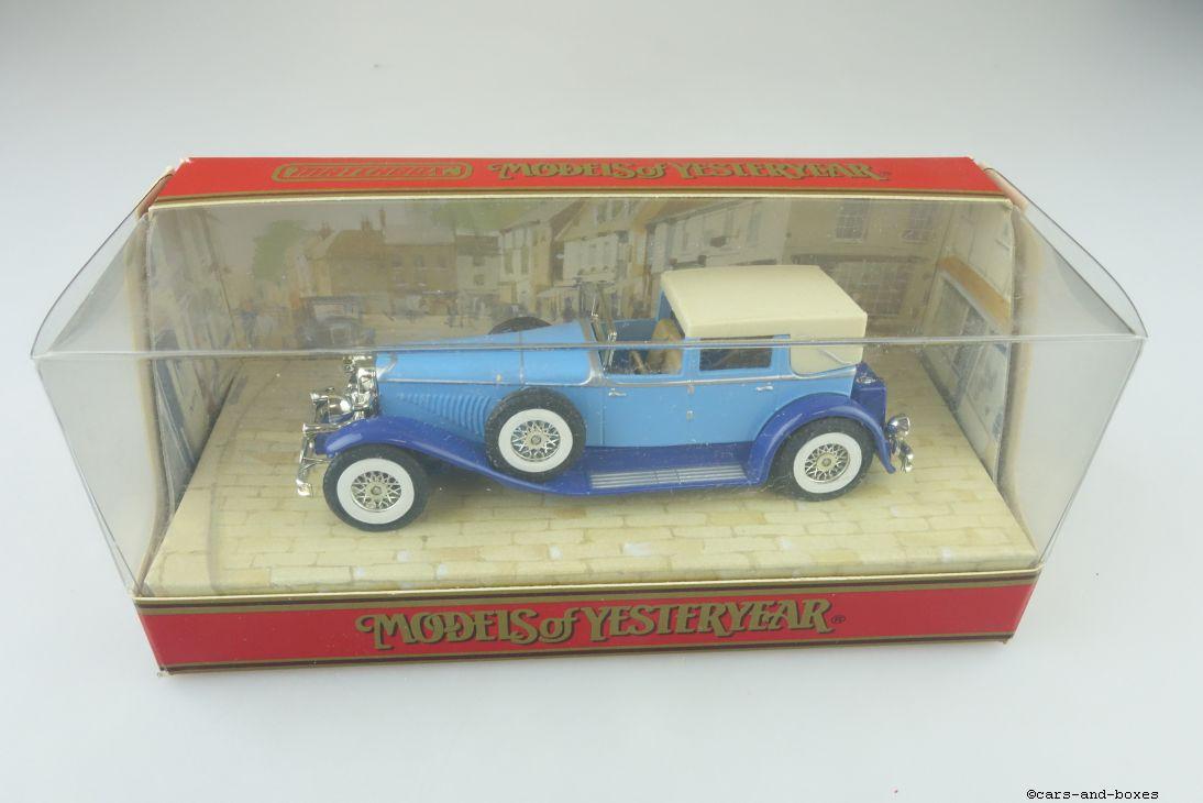 Y-04-4 1930 Duesenberg - 43231