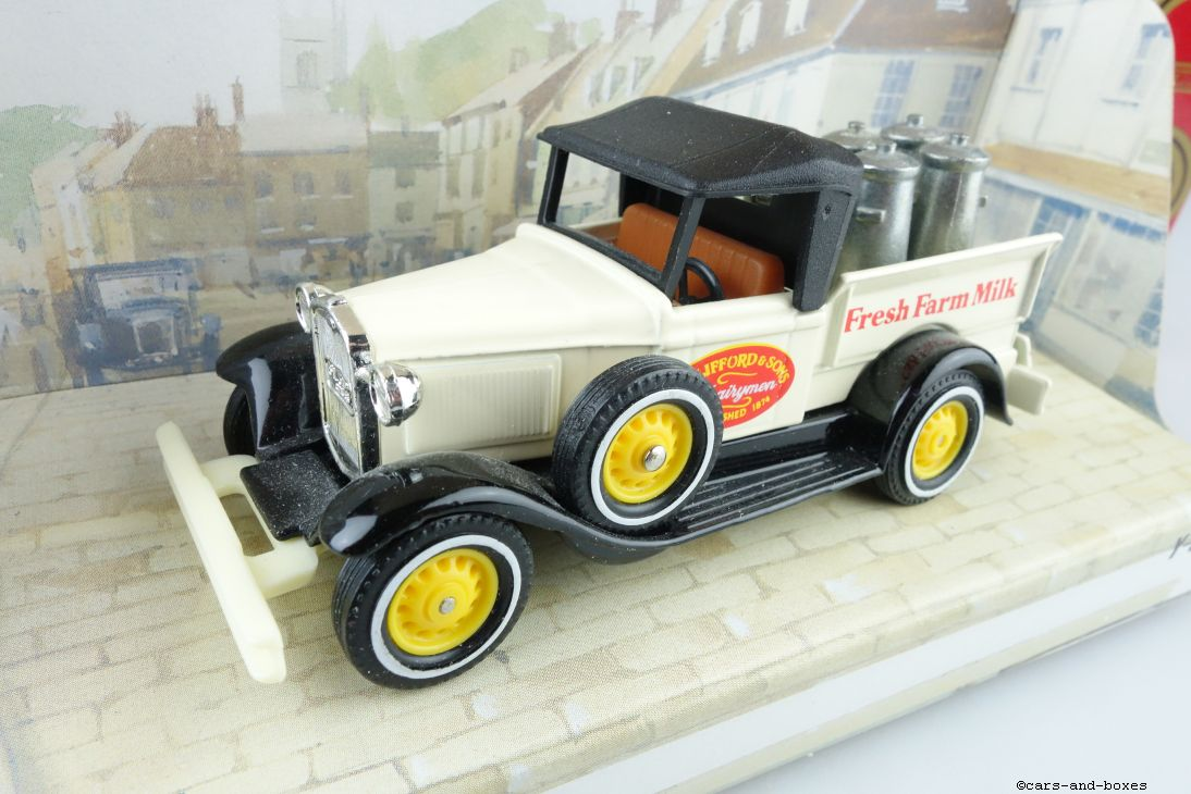 Y-35-1 1930 Ford A Model Pick Up - 43270