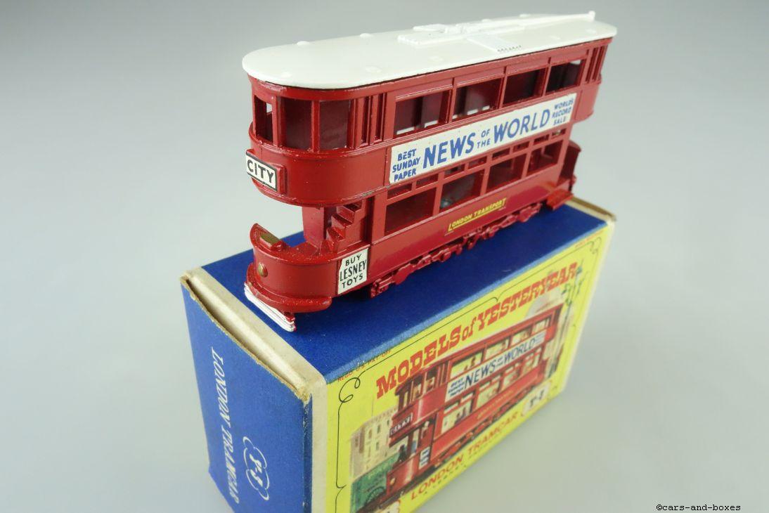 "Y-03-1 ""E"" Class Tramcar - 43371"