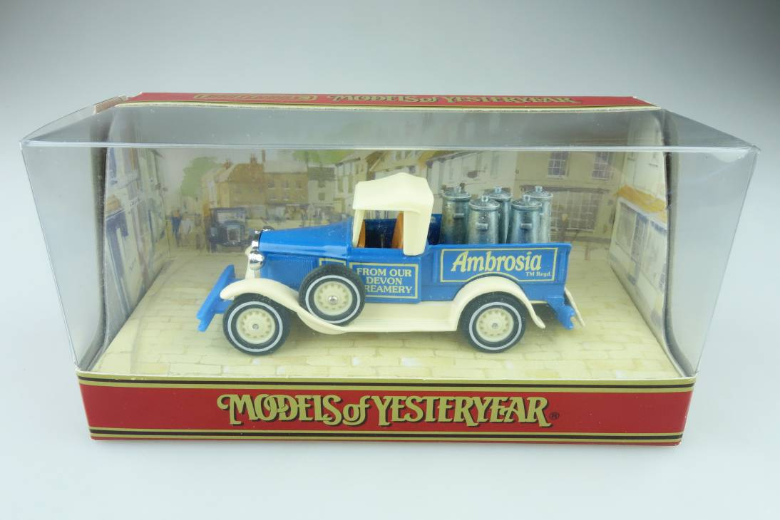 Y-35-1 1930 Ford A Model Pick Up Ambrosia - 44067
