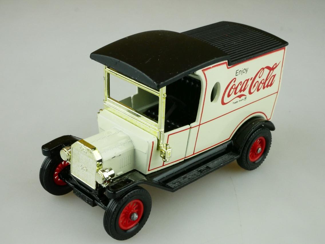 Y-12-3 1912 Ford T Lkw Coca-Cola - 44203