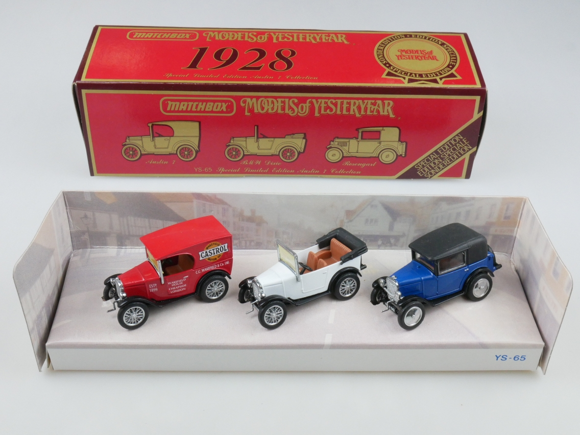 Y-65-1 Special limited Edition Austin 7 Collection - 44218