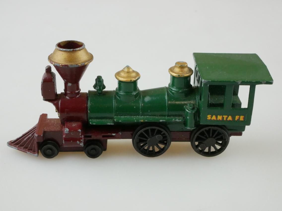 Y-13-1 1862 Santa Fe Lok - 45238