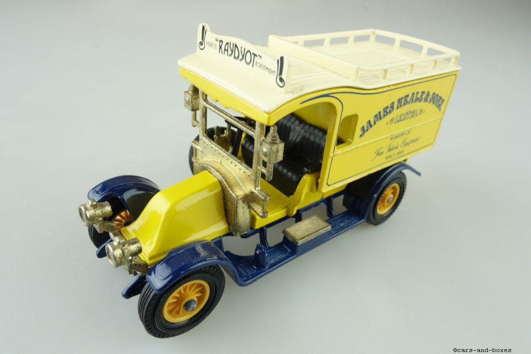 Y-25-1 1910 Renault Lkw James Neale - 45719