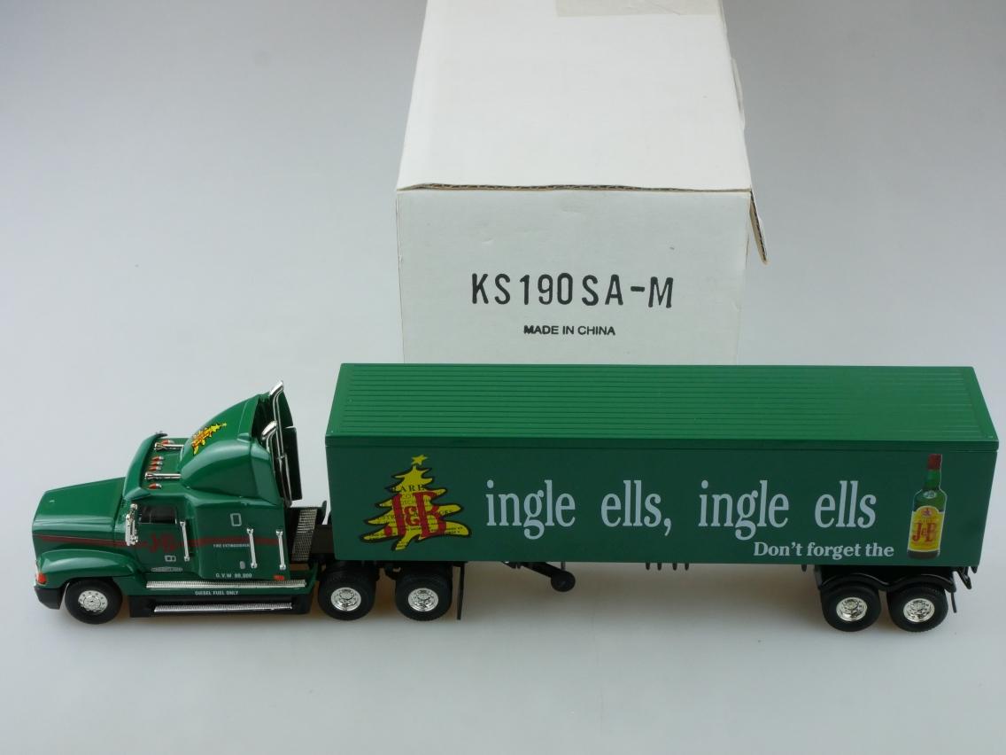 DYM38258 Peterbilt LGTT Budweiser - 47051