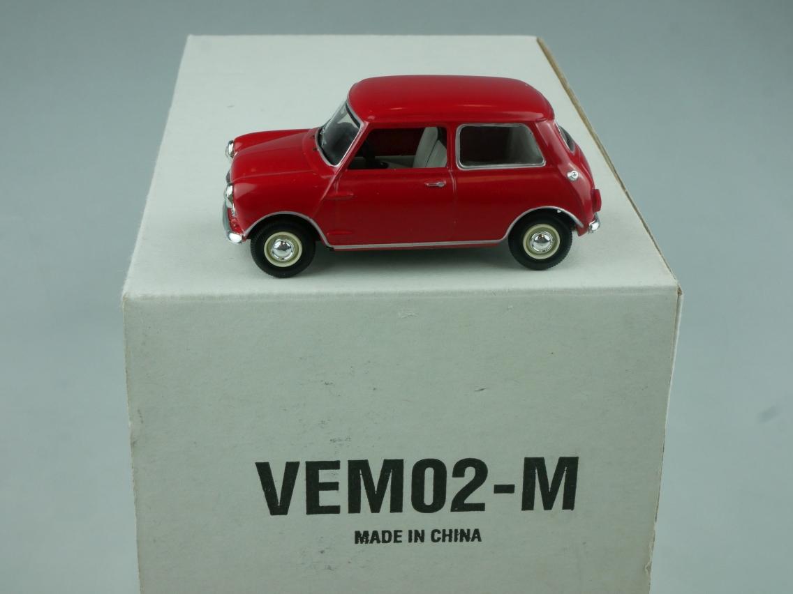 VEM02 1959 Austin Mini - 47058