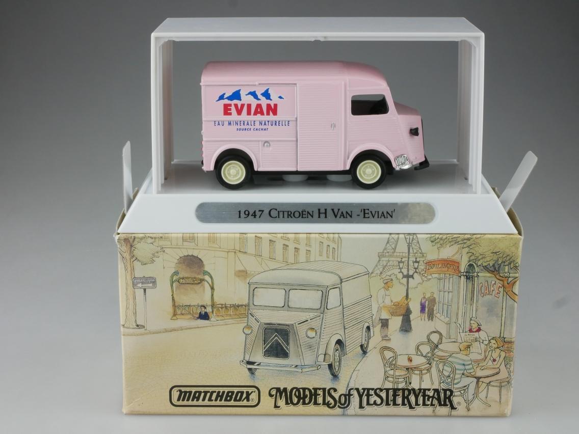 YTF01 1947 Citroen H Van EVIAN - 47075
