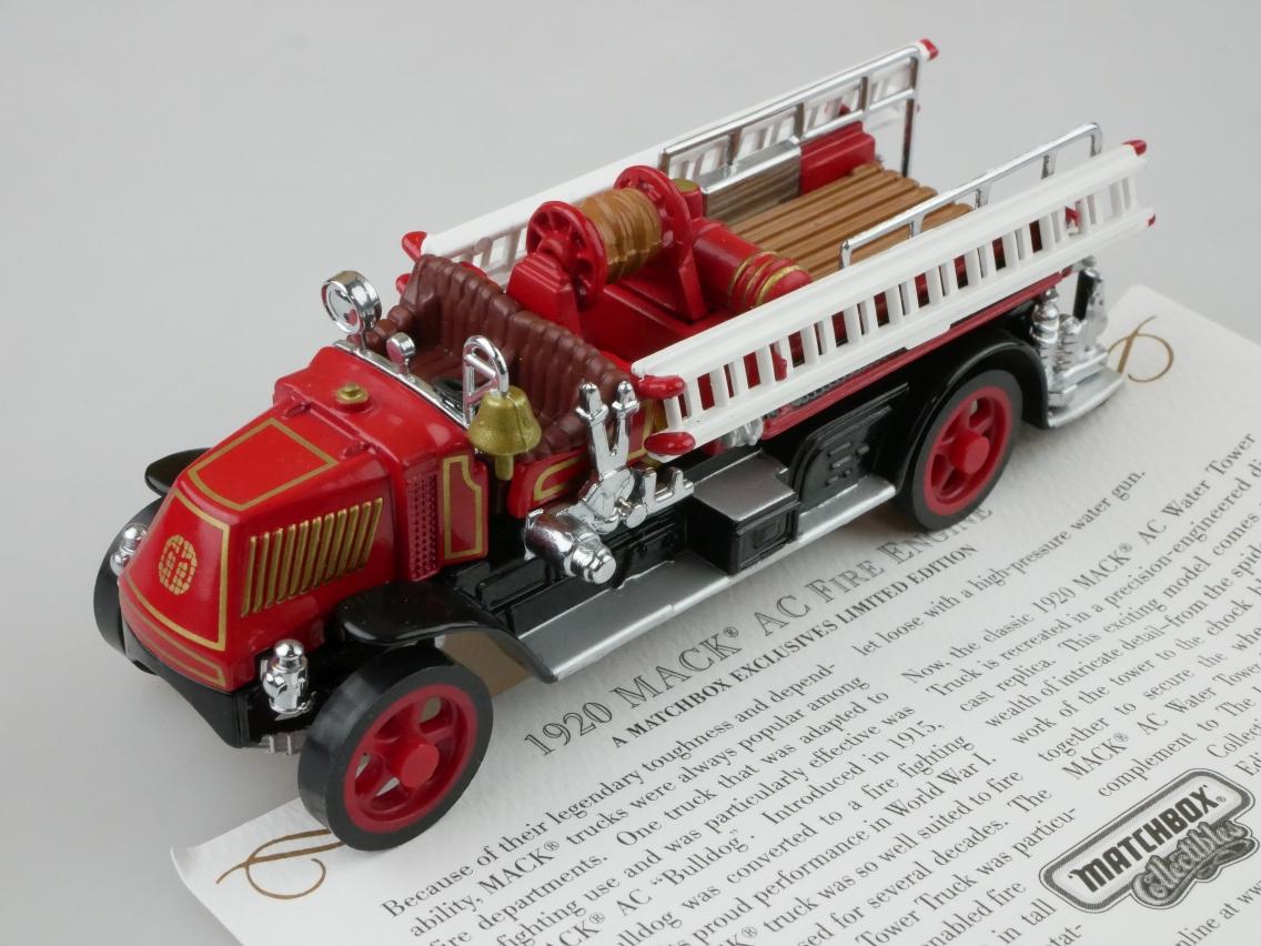 YYM38259 1920 Mack AC Feuerwehr - 47109