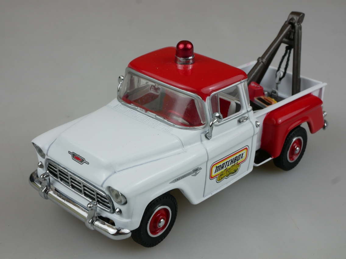 YYM26108 1955 Chevy 3100 Matchbox Collectibles - 47112