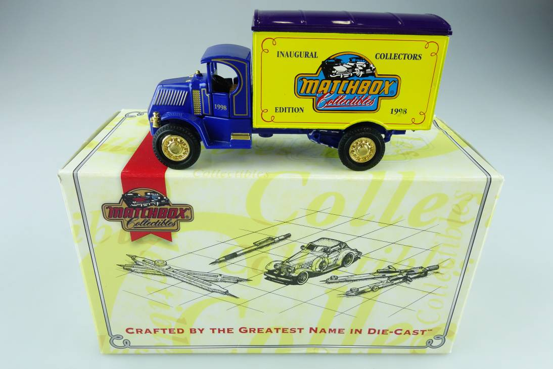 YY052/B 1920 Mack Lkw Collectors Edition 1998 - 47118