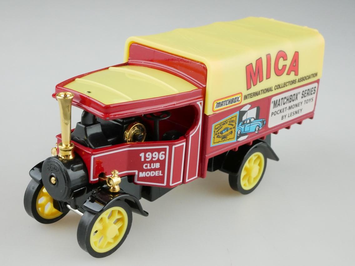 YY027/SB 1922 Foden Dampf Lkw MICA Club - 47127