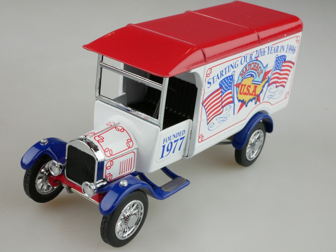 YY039/SC 1926 Ford TT  Matchbox USA Club - 47134