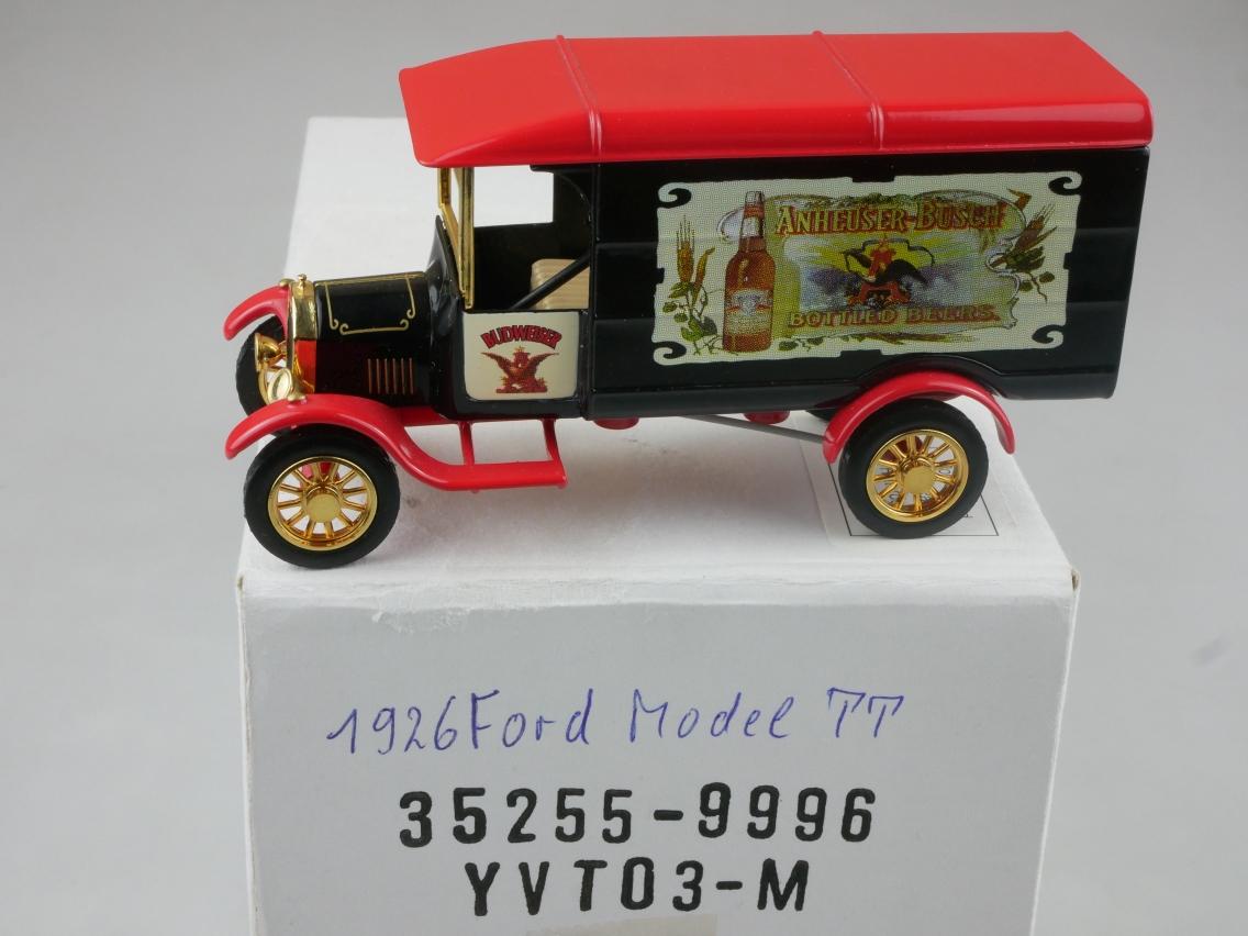 YYM35255 YVT03 1926 Ford TT Budweiser - 47174