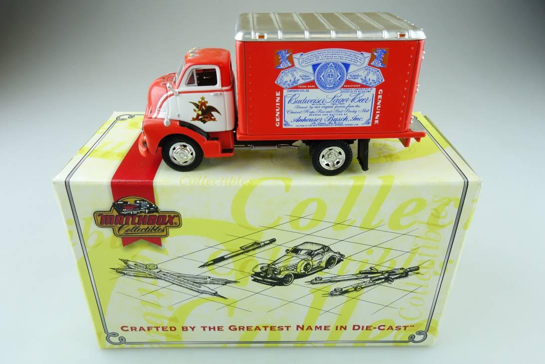 YYM35258 YVT06 1948 GMC Cab Over Budweiser - 47177
