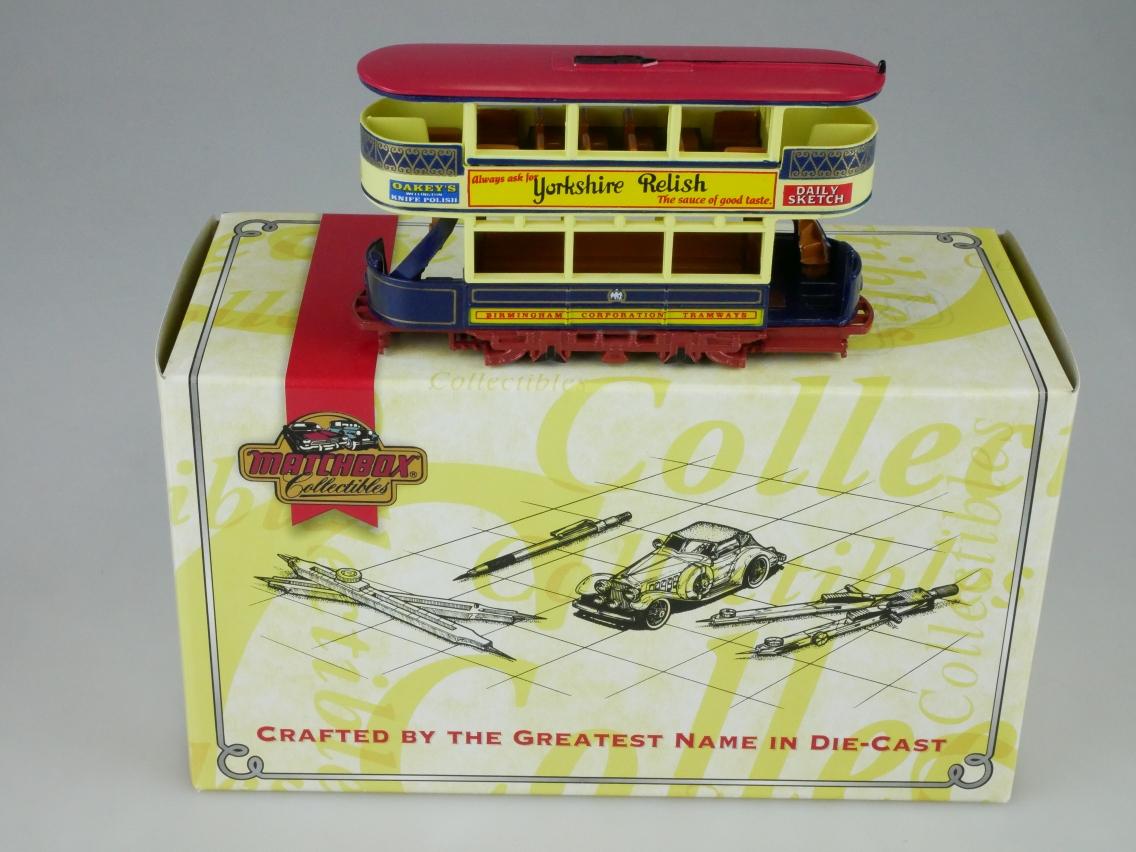 YET01 1920 Tram Birmingham - 47178