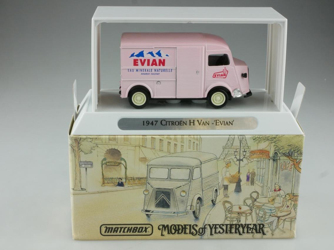 YTF01 1947 Citroen H Van EVIAN - 47184