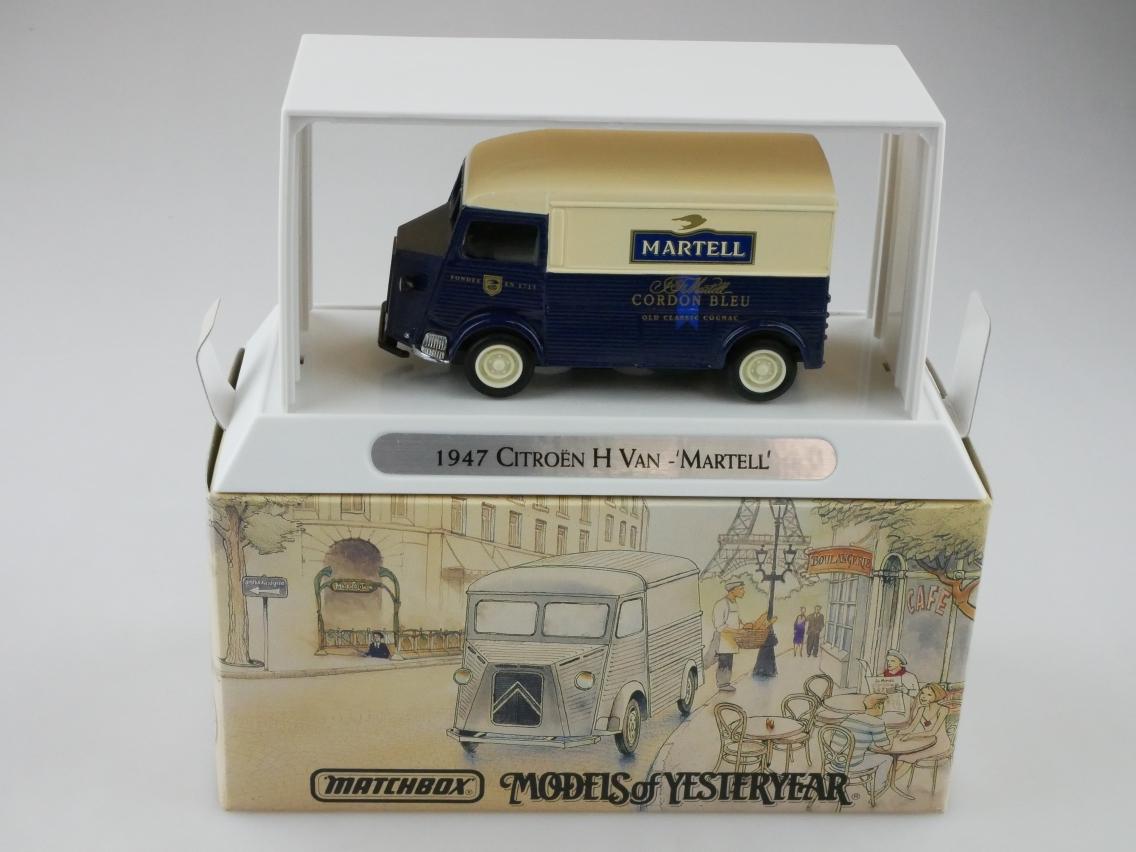 YTF02 1947 Citroen H Van MARTELL - 47185