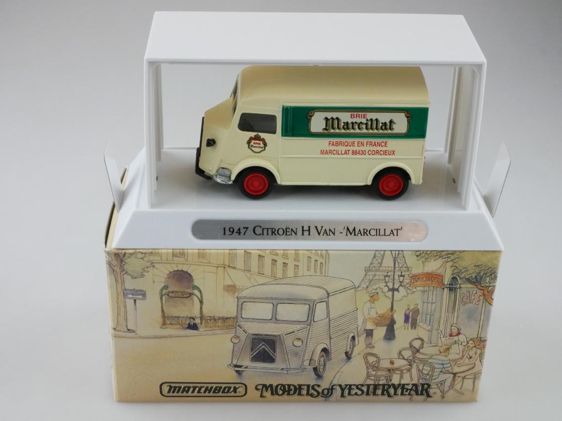 YTF04 1947 Citroen H Van MARCILLAT - 47187