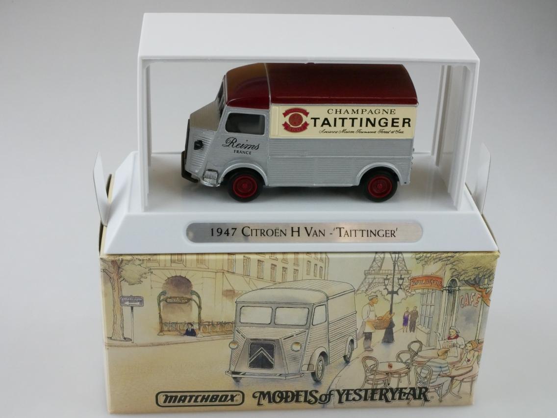 YTF05 1947 Citroen H Van TAITTINGER - 47188