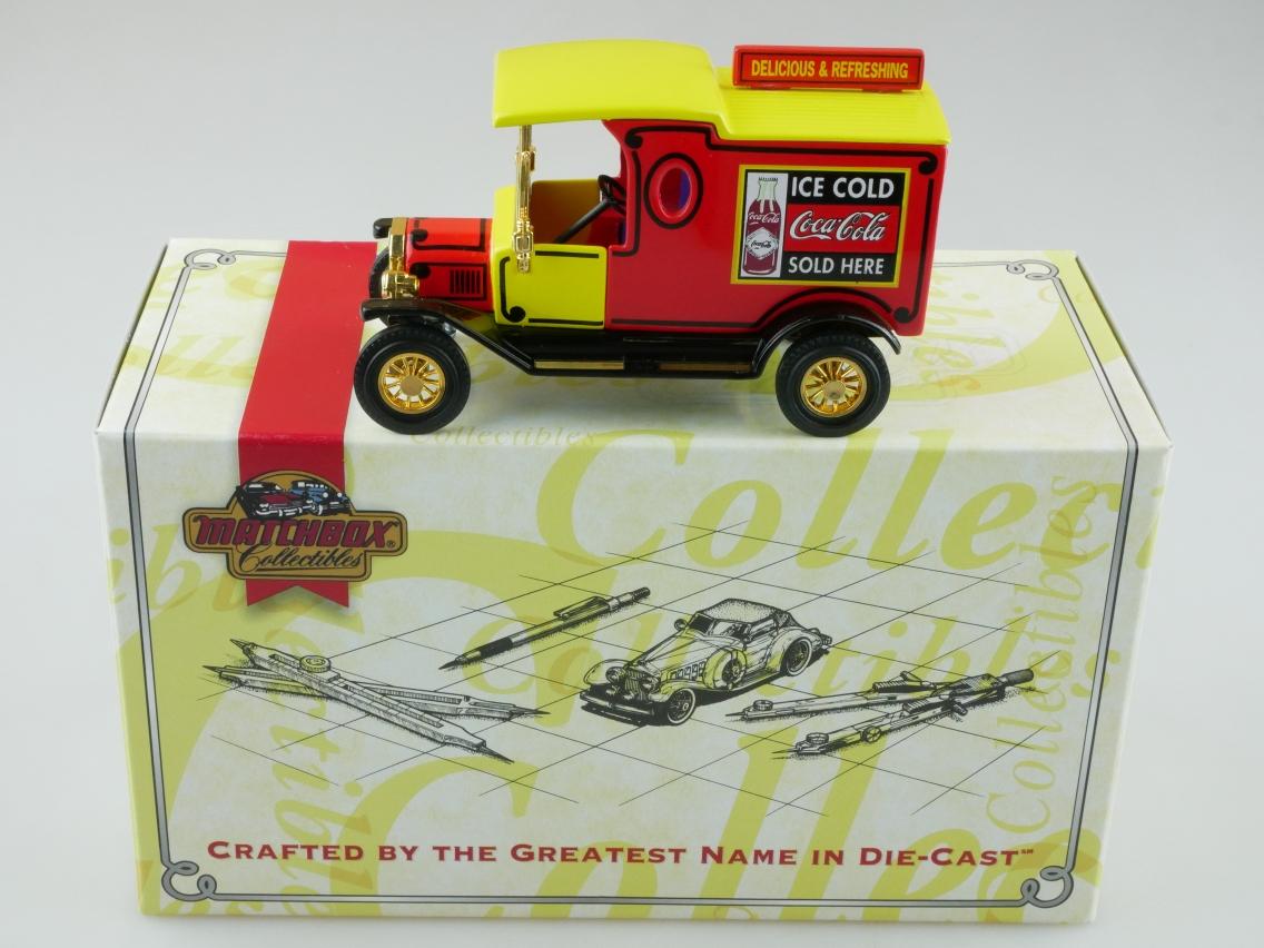 YPC04 1912 Ford T Lkw Coca Cola - 47193