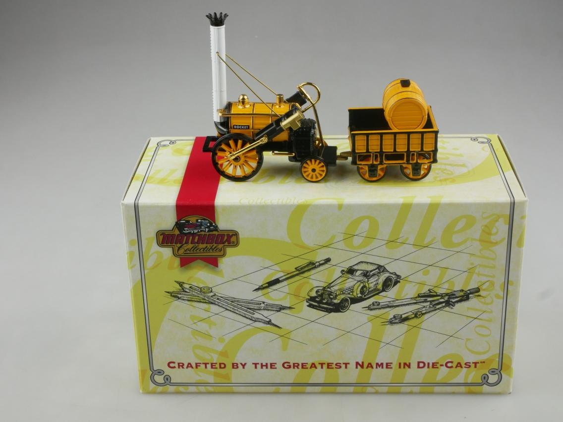 YAS01 1829 Stephenson's Rocket gelb - 47202