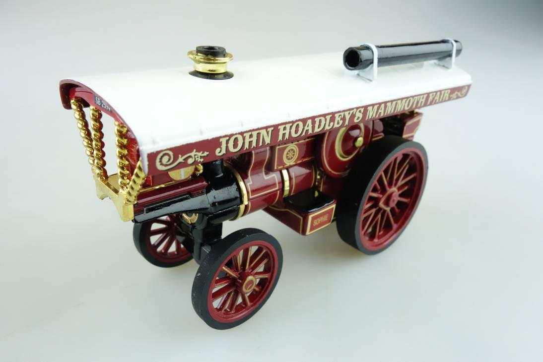 YAS05 Fowler Showman's Engine braun - 47206