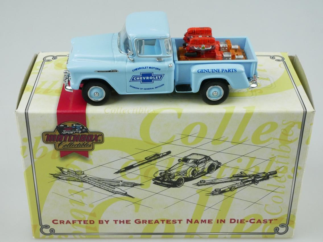 YIS03 1956 Chevrolet 3100 Chevrolet Motors - 47223