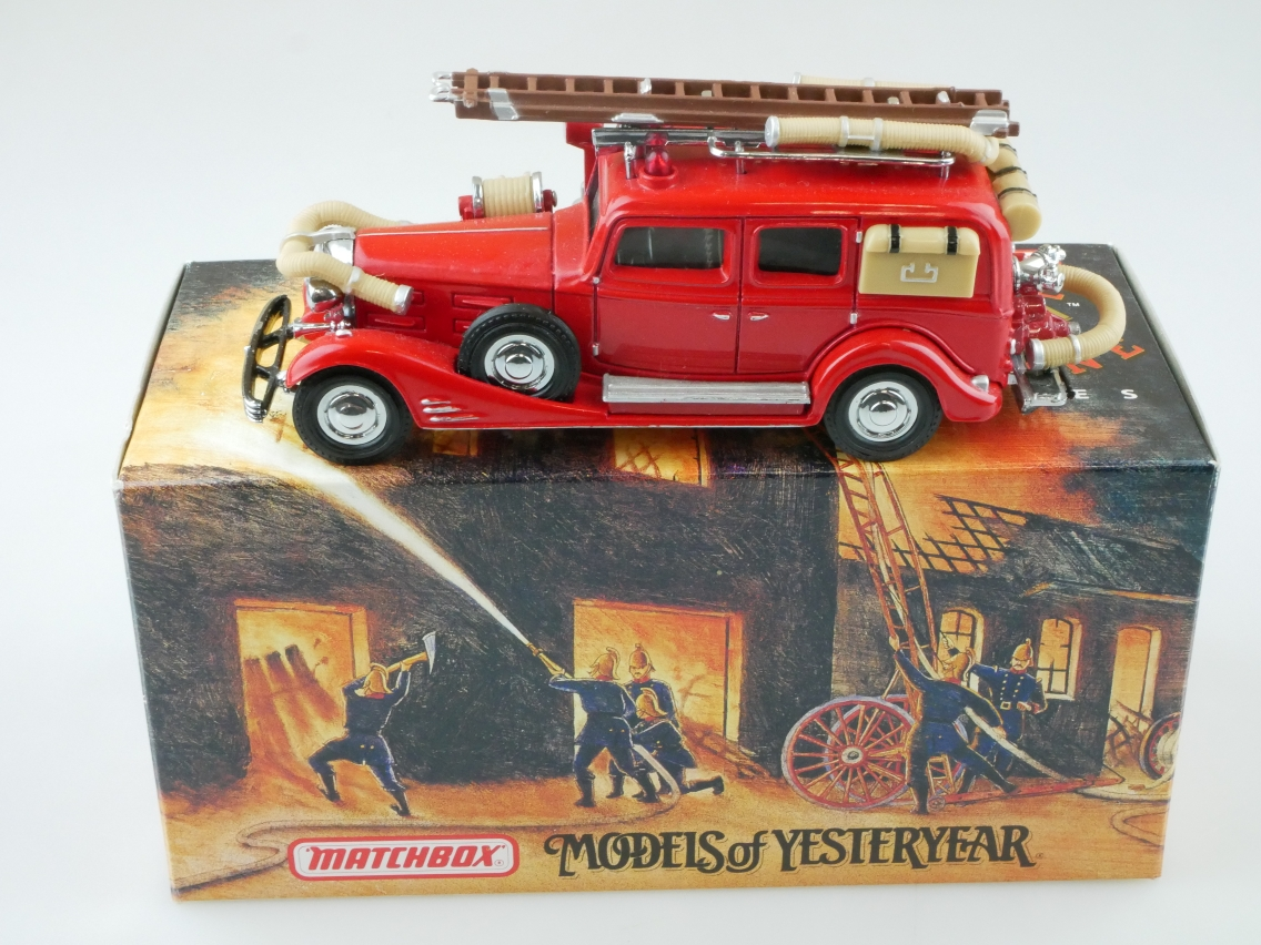 YFE03 1933 Cadillac V16 Feuerwehr - 47254