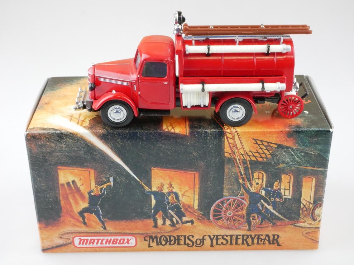YFE04 1939 Bedford Feuerwehr - 47255
