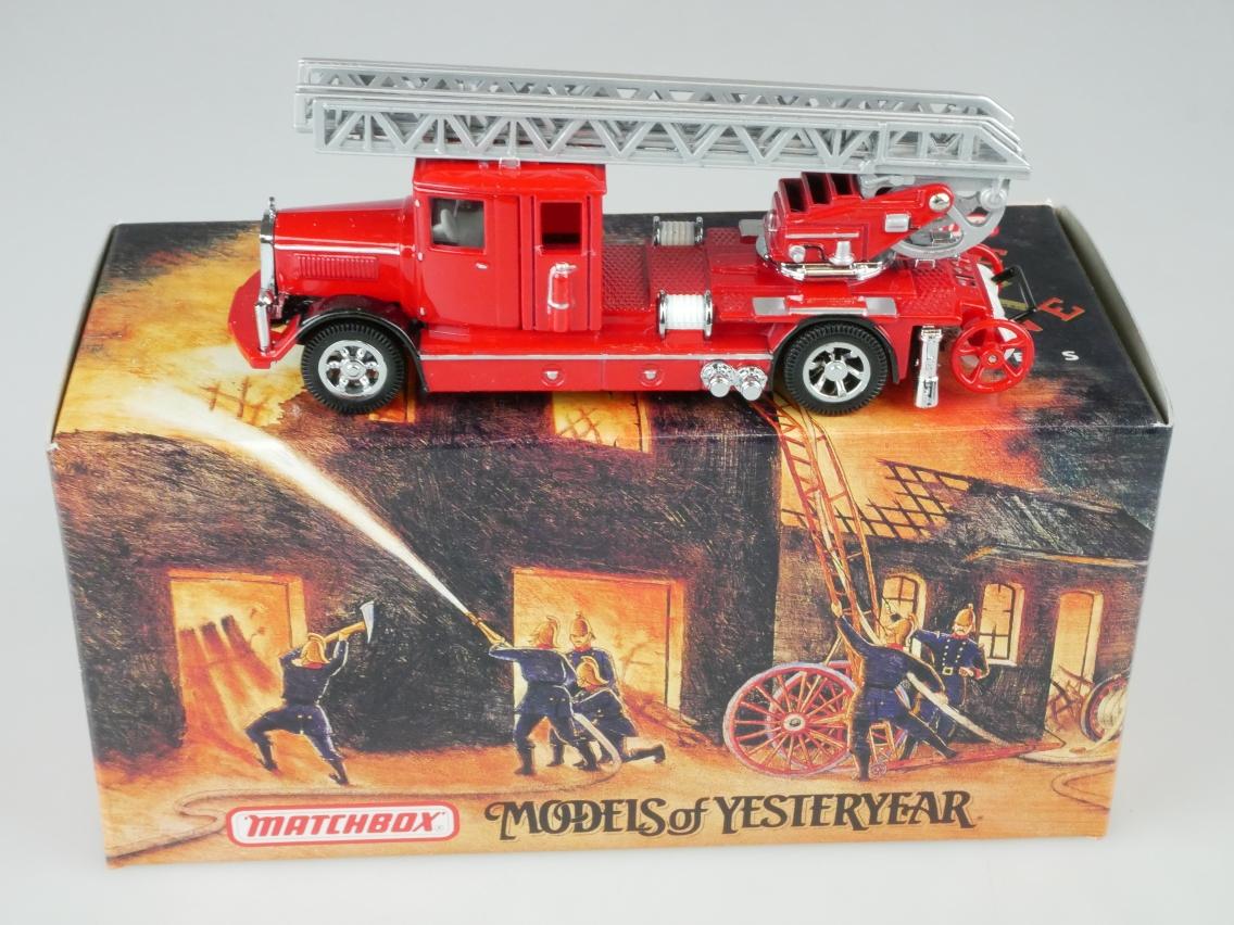 YFE05 1932 Mercedes Feuerwehr - 47256