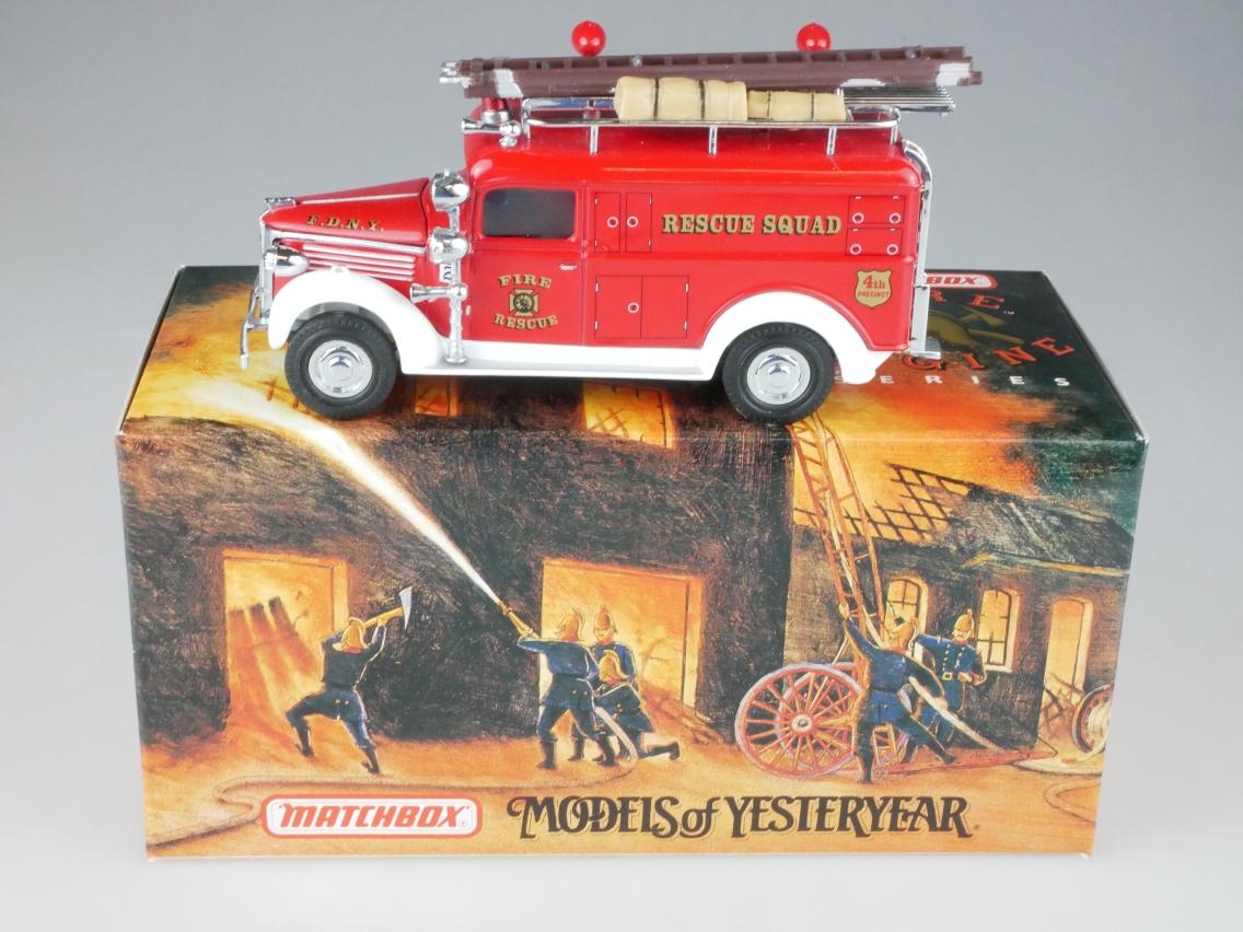 YFE10 1937 GMC Feuerwehr - 47261