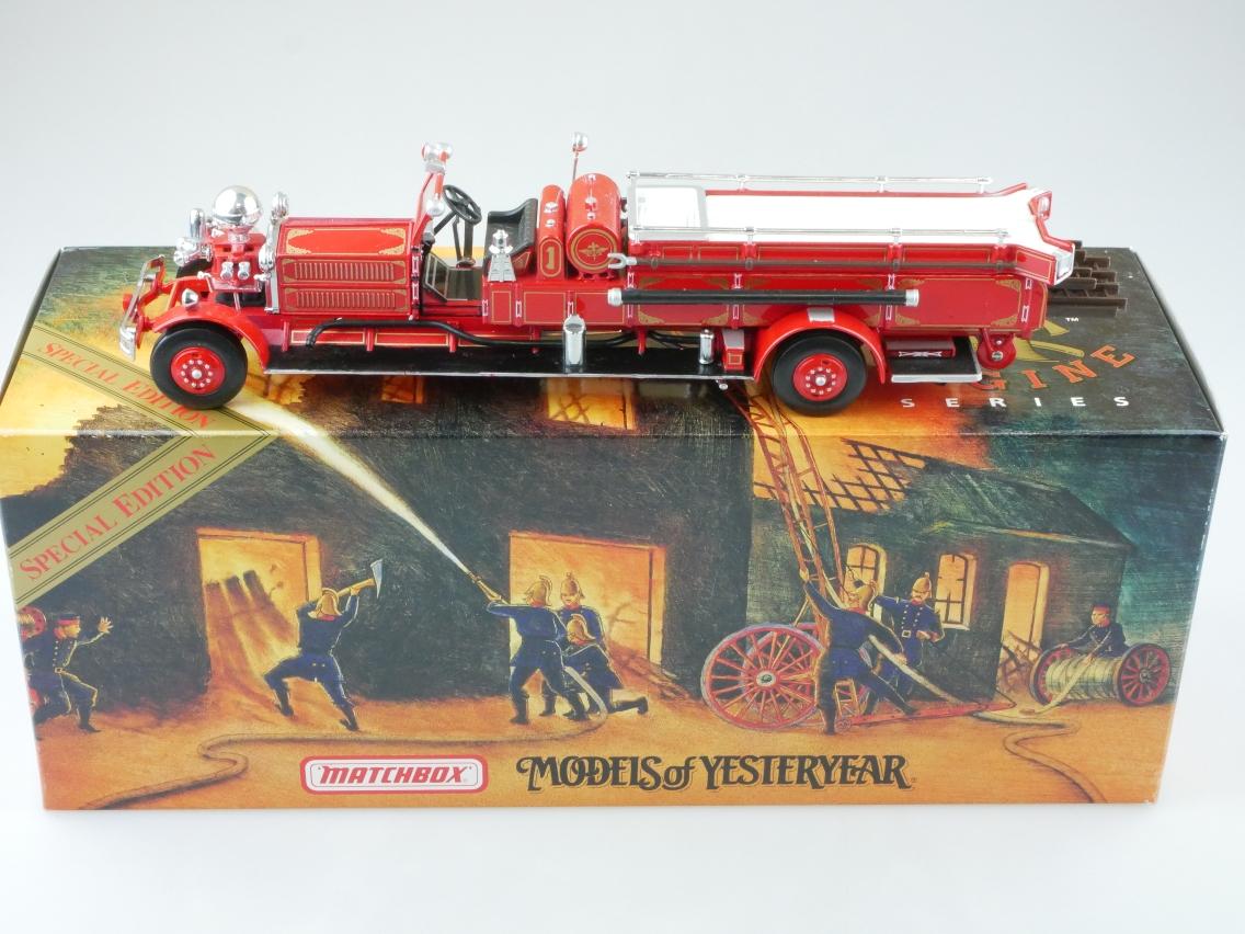 YSFE01 Ahrens Fox Quad Feuerwehr - 47288