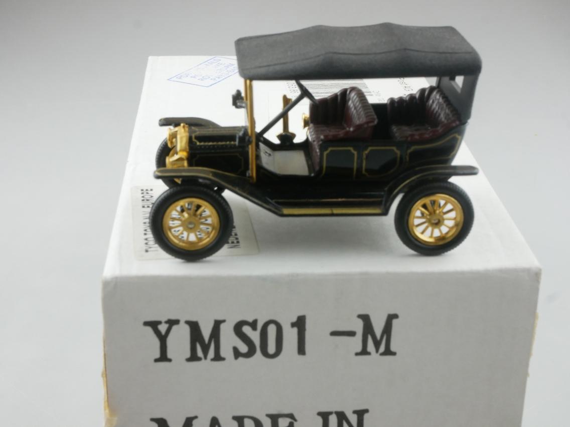 YMS01 1911 Ford T schwarz - 47295