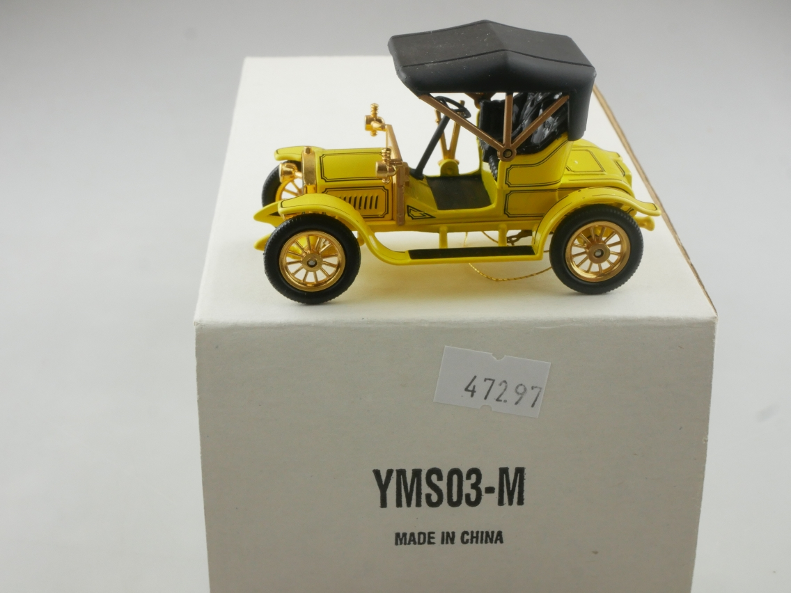 YMS03 1909 Opel gelb - 47297