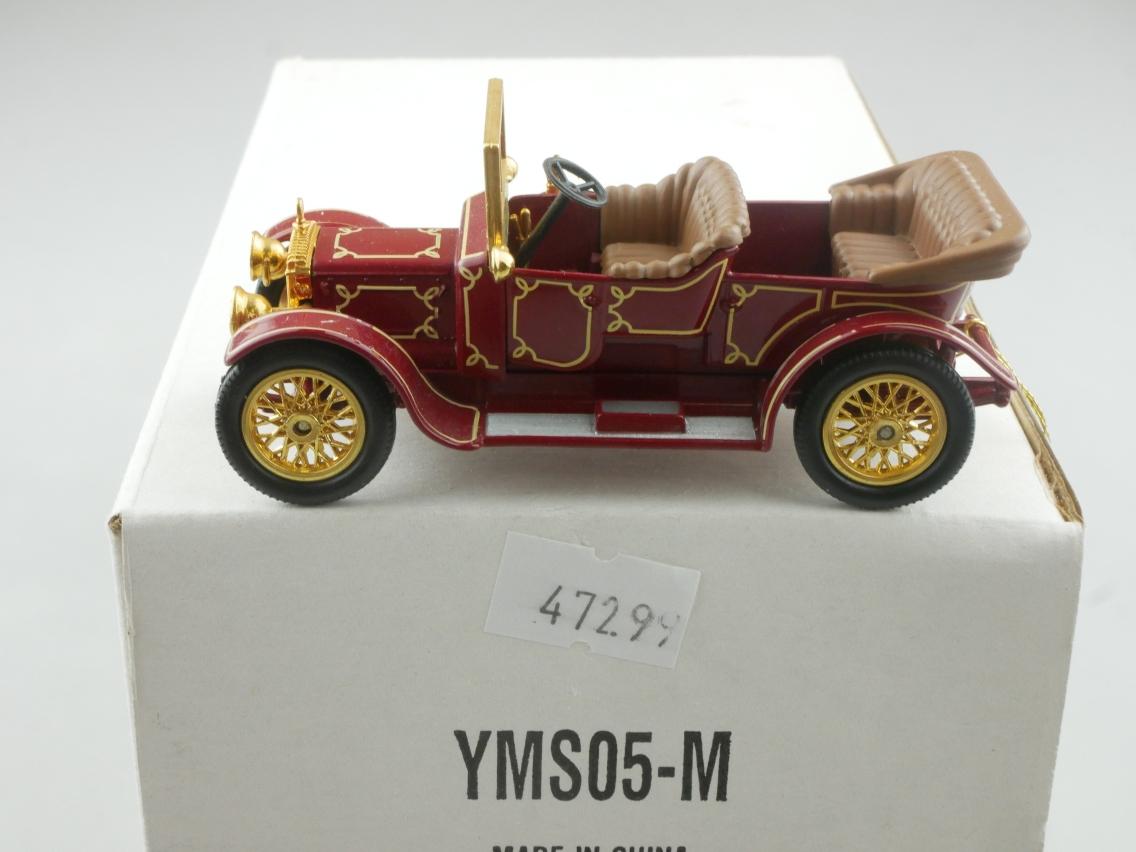 YMS05 1911 Daimler dunkelrot - 47299