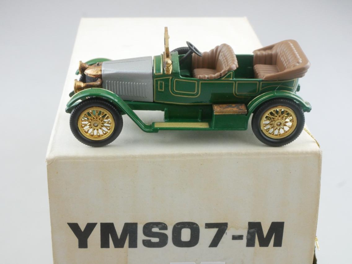 YMS07 1914 Vauxhall dunkelgrün - 47301