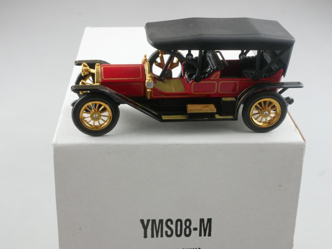 YMS08 1912 Simplex rot/schwarz - 47302