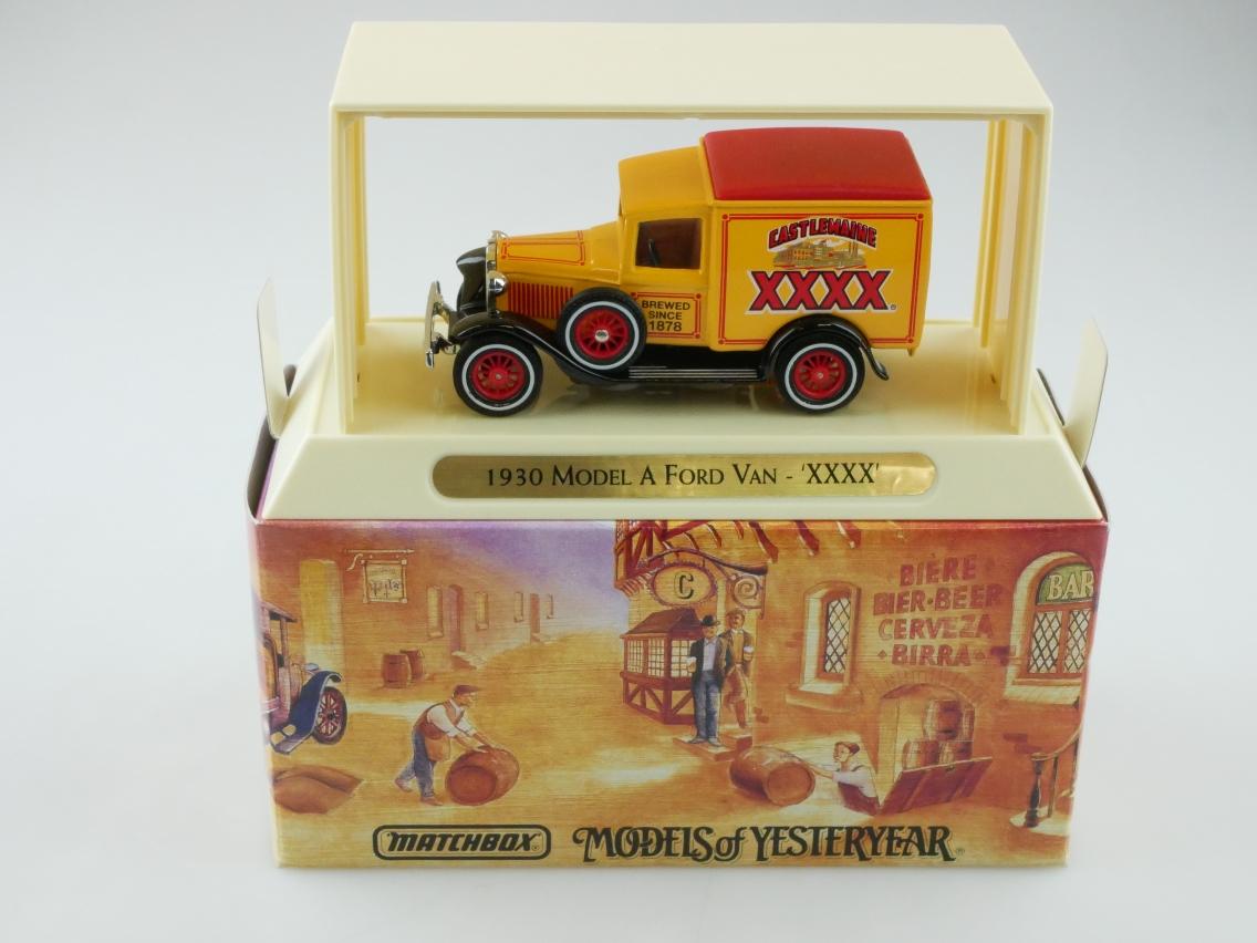 YGB01 1930 Ford A Lkw XXXX - 47310