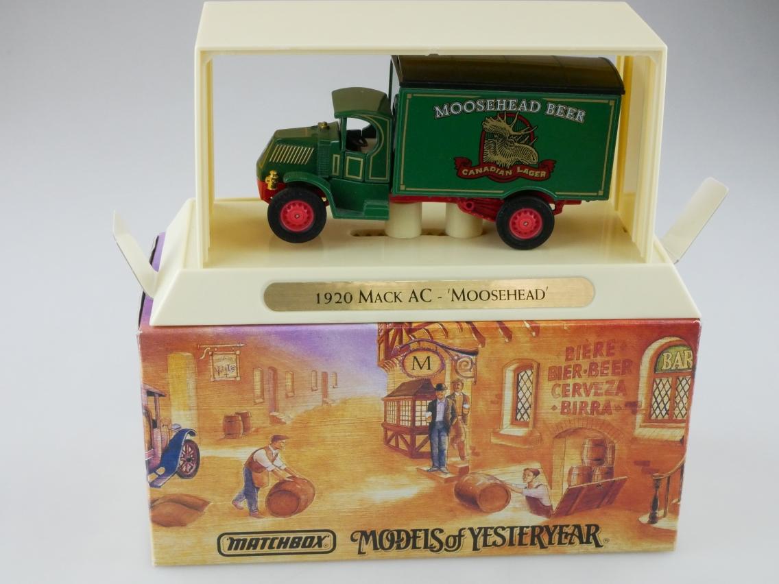 YGB09 1920 Mack AC MOOSEHEAD - 47318