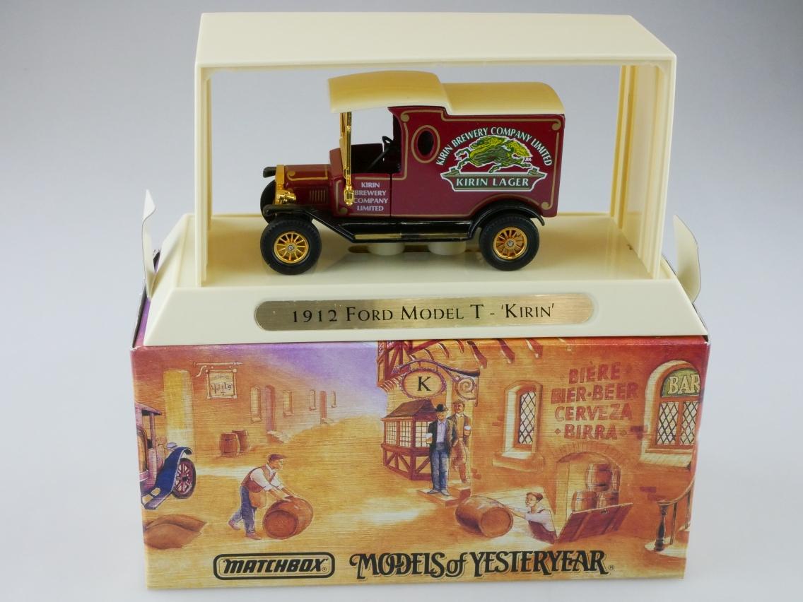 YGB14 1912 Ford T Lkw KIRIN - 47323