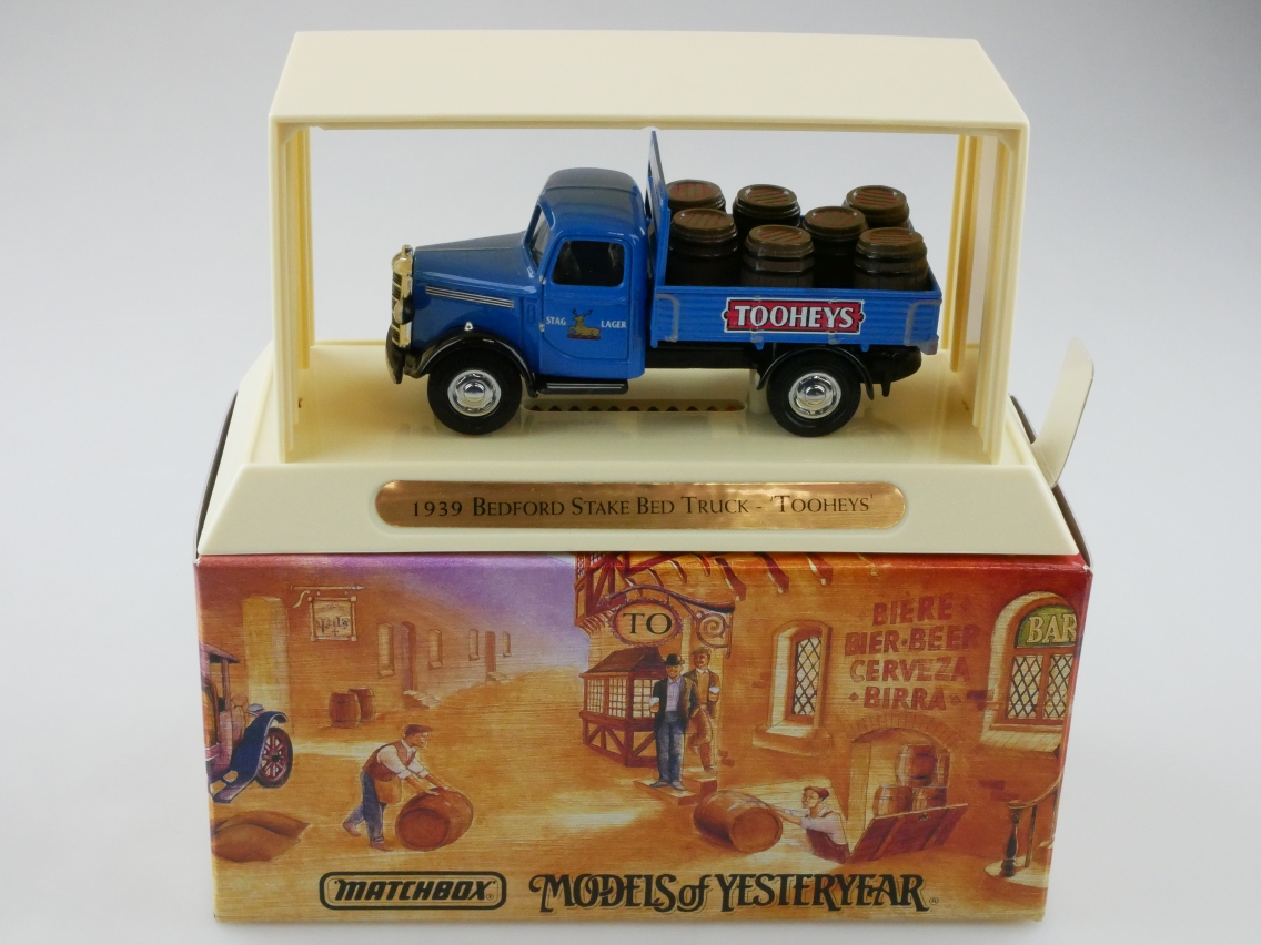 YGB24 1939 Bedford Stake Bed Truck TOOHEYS - 47333