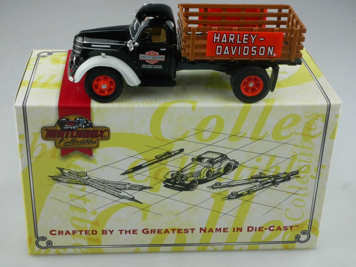 YYM36833 1937 International DR 60 Harley Davidson - 47345