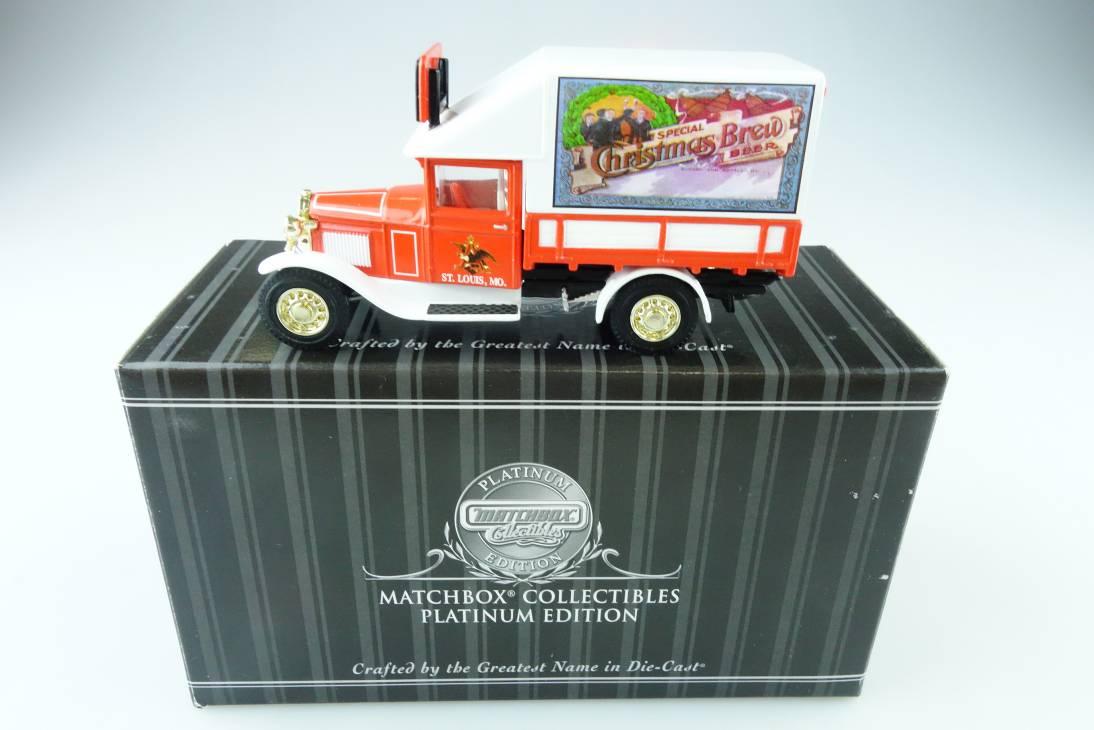 92541 1932 Ford AA Lkw Budweiser Weihnachtsbier - 47417